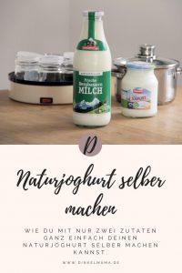 Naturjoghurt selber machen