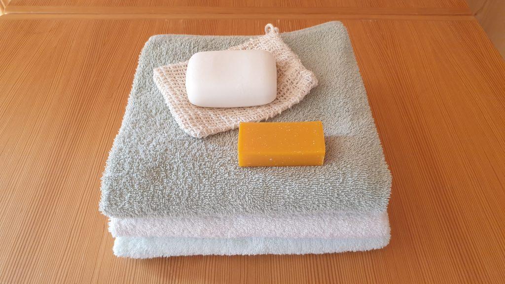 nachhaltiges und plastikfreies Zero Waste Badezimmer