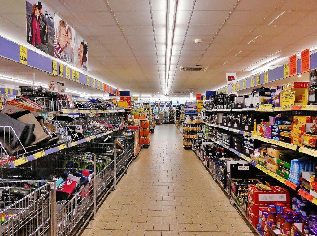 plastikfrei einkaufen im Supermarkt