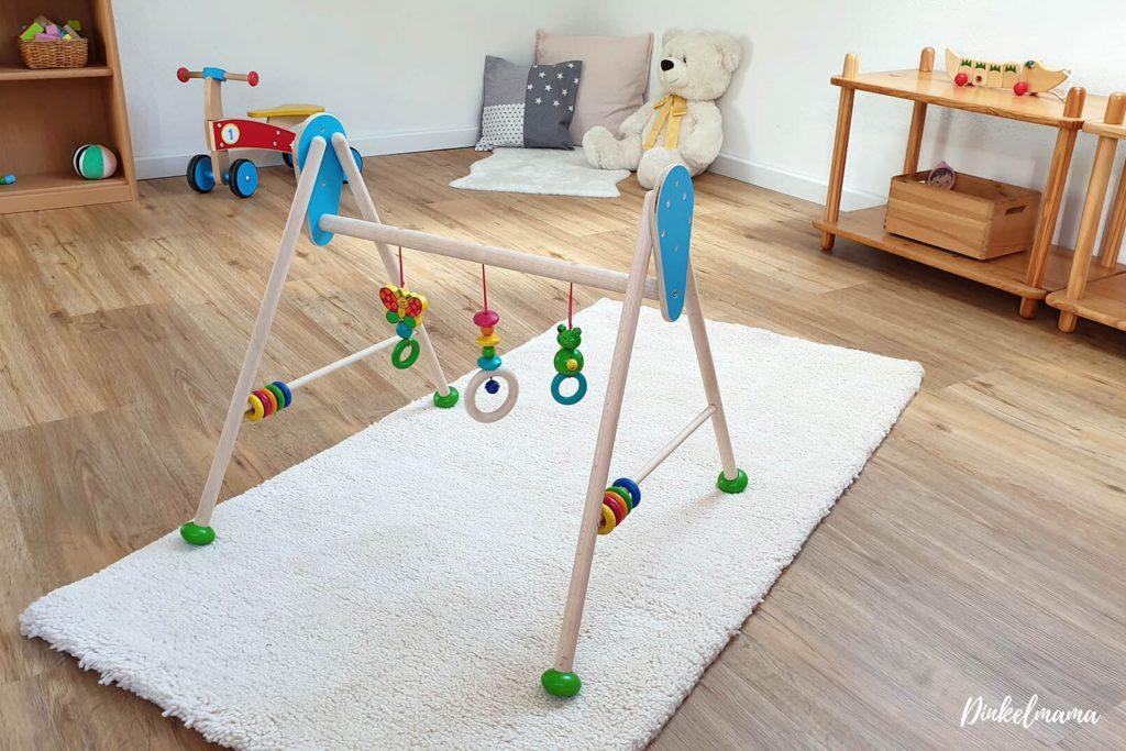 nachhaltiges Babyzimmer Teppich