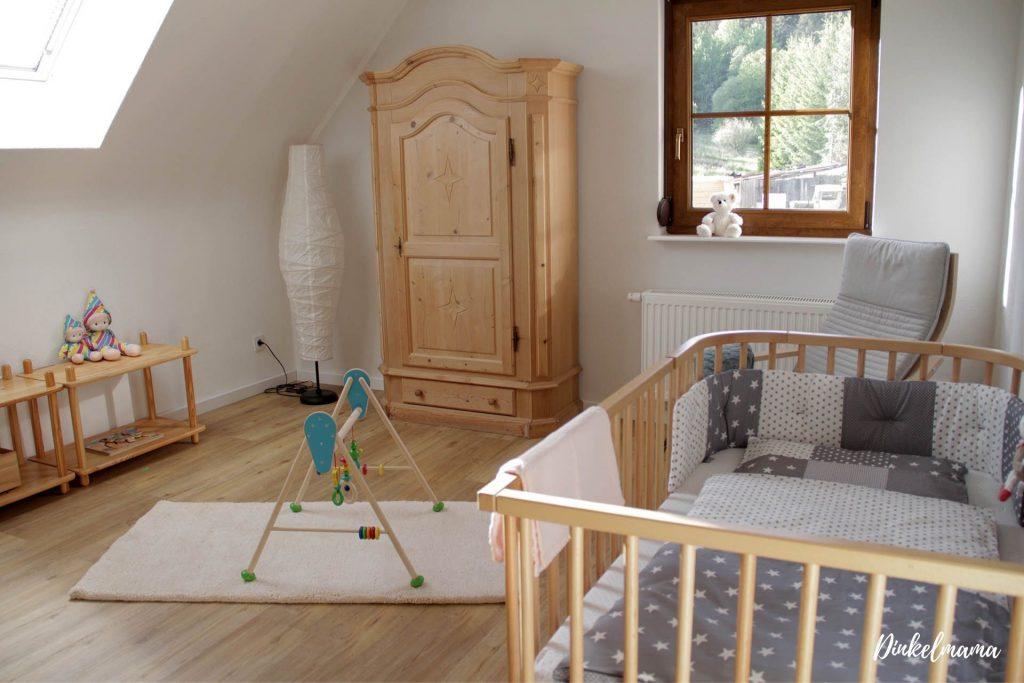 Roomtour nachhaltiges Babyzimmer