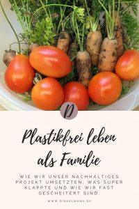 Plastikfrei leben als Familie